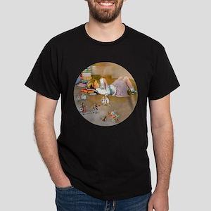 Alice's Trip to Wonderland Dark T-Shirt