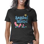 Flip-Flops-Blk Women's Classic T-Shirt