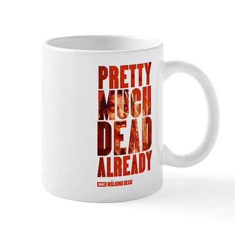 The Walking Dead Already Mug