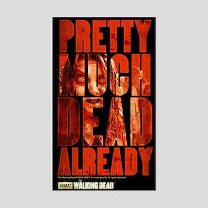 The Walking Dead Already Sticker