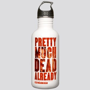 The Walking Dead Already Stainless Water Bottle 1.