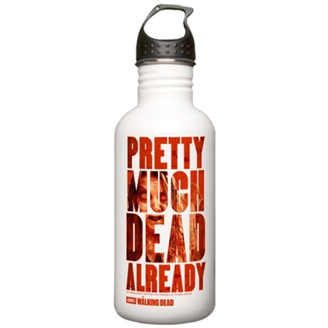 The Walking Dead Already Stainless Water Bottle 1.