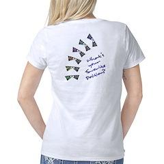 iquad_bumpersticker Women's Classic T-Shirt