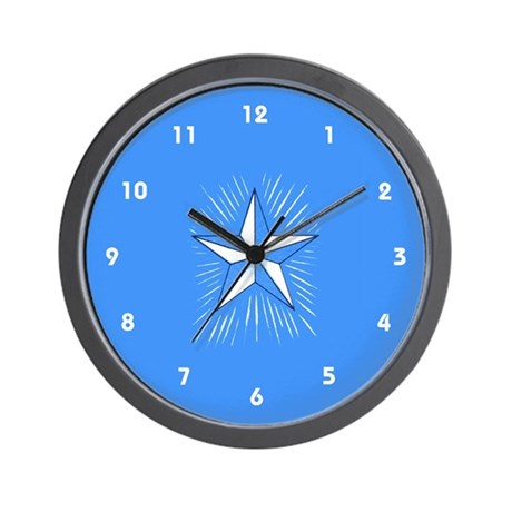 Estrella - Wall Clock