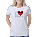 I Love Tustin  Women's Classic T-Shirt