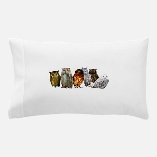 Cute Owls Pillow Case