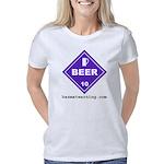hazmat_10x10_dot_beer_1c   Women's Classic T-Shirt