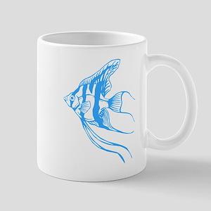 Angelfish Tropical Fish. Mug