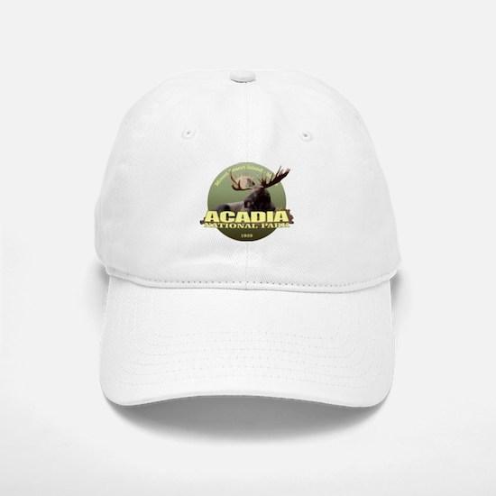 Acadia (Moose) WT Baseball Baseball Baseball Cap
