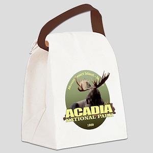 Acadia (Moose) WT Canvas Lunch Bag