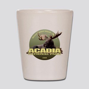 Acadia (Moose) WT Shot Glass