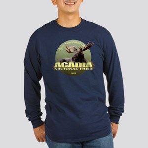 Acadia (Moose) WT Long Sleeve T-Shirt