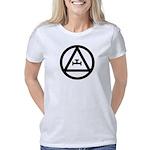 2-Triple-Tau-1 Women's Classic T-Shirt
