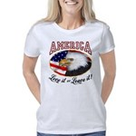 America Love It 1a Women's Classic T-Shirt