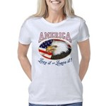 America Love It 3a dist tr Women's Classic T-Shirt