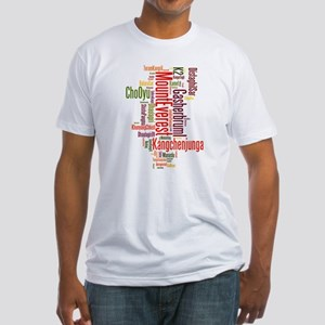 wordle 1 mountain list T-Shirt