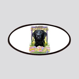 Easter Egg Cookies - Labrador Patches