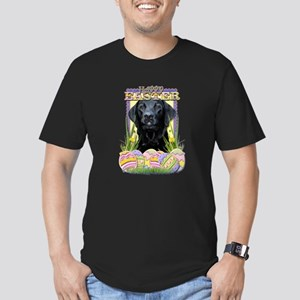 Easter Egg Cookies - Labrador Men's Fitted T-Shirt