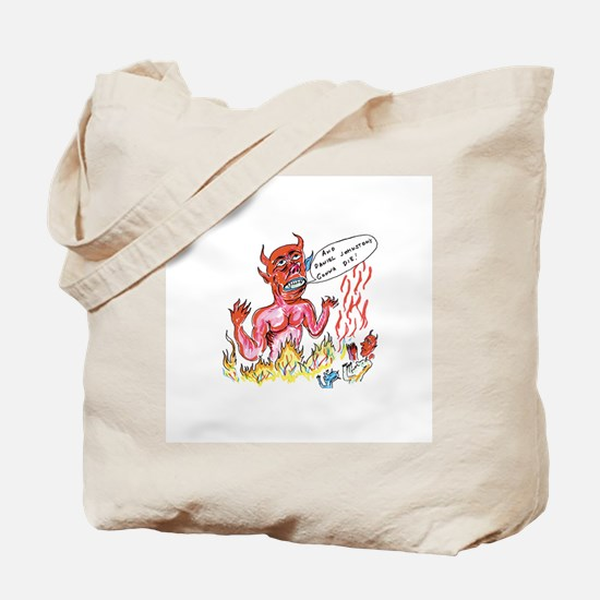 Unique Daniel Tote Bag