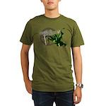 Organic Men's Shimazu Yoshihiro T-Shirt (dark)