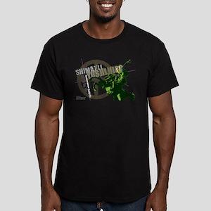 Men's Fitted Shimazu Yoshihiro T-Shirt (dark)