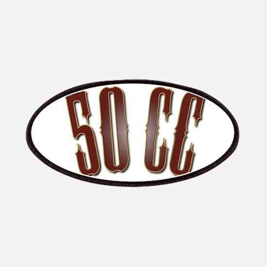 50CC Patches