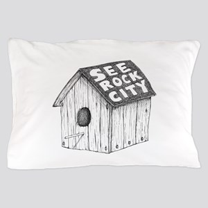 See Rock City Pillow Case