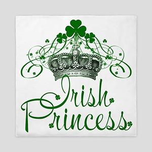 Irish Princess Queen Duvet