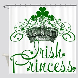 Irish Princess Shower Curtain