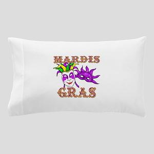 Mardis Gras Pillow Case