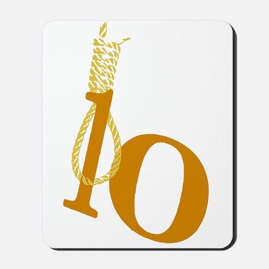 Hang 10 Mousepad