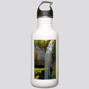 Waterfall Blessings Stainless Water Bottle 1.0L