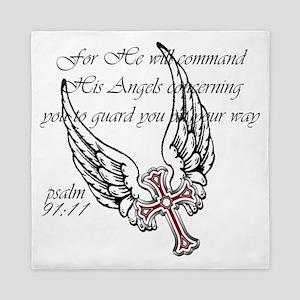 Angel Wings Queen Duvet