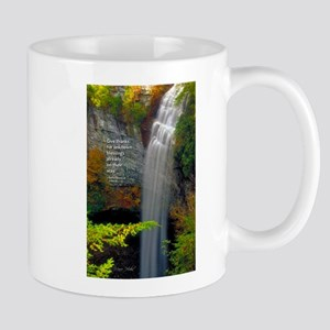 Waterfall Blessings Mug