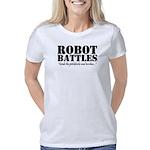 Robot Battles  Women's Classic T-Shirt