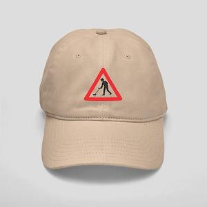 Warning, Detectorist Ahead Cap