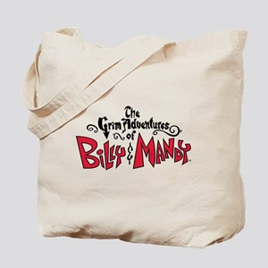 The Grim Adventures of Billy Tote Bag