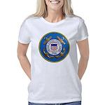 USCG seal trans Women's Classic T-Shirt