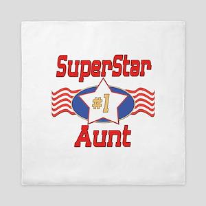 Superstar Aunt Queen Duvet