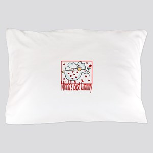 World's Best Granny Pillow Case