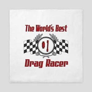 Drag Racer Queen Duvet