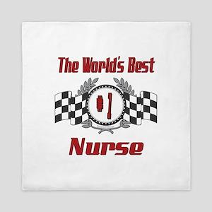 Racing Nurse Queen Duvet