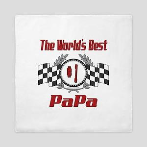 Racing PaPa Queen Duvet