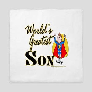 Super Son Queen Duvet