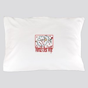 World's Best Wife Pillow Case