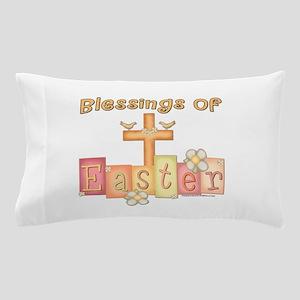 Easter Religion Blessings Pillow Case