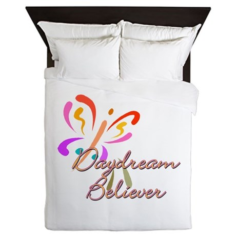 Daydream believer Queen Duvet