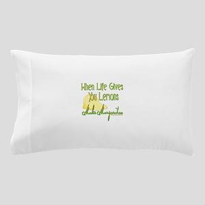 Make Margaritas Pillow Case