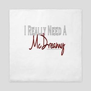 Need A McDreamy Queen Duvet