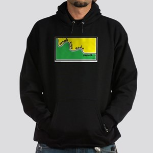 Rough Ways Made Smooth Hoodie (dark)